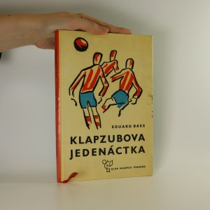 náhled knihy - Klapzubova jedenáctka