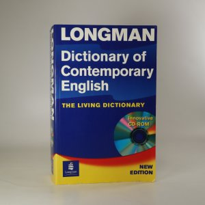 náhled knihy - Longman Dictionary of Contemporary English