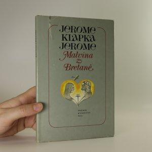 náhled knihy - Malvína z Bretaně a jiné povídky