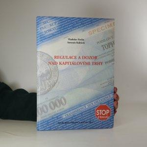 náhled knihy - Regulace a dozor nad kapitálovými trhy