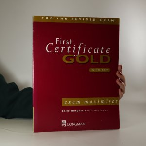 náhled knihy - First certificate gold. Exam maximiser