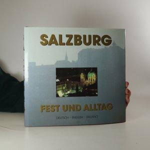 náhled knihy - Salzburg Fest und Alltag