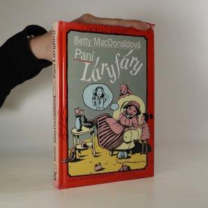 náhled knihy - Paní Láryfáry