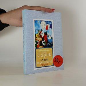 náhled knihy - Výbor francouzské poezie