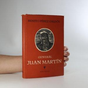 náhled knihy - Generál Juan Martín