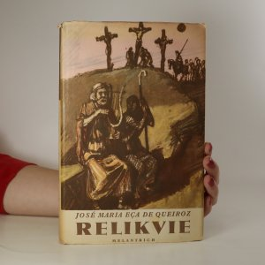 náhled knihy - Relikvie