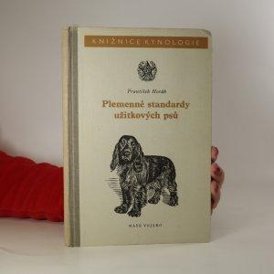 náhled knihy - Plemenné standardy užitkových psů