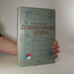 náhled knihy - Československá letadla I. 1918-1945