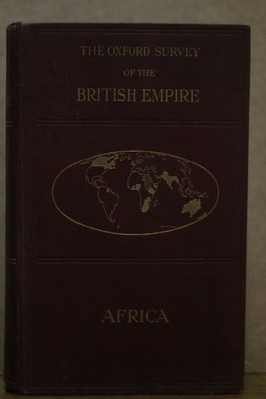 náhled knihy - The Oxford survey od hte British empire: Africa, volume III