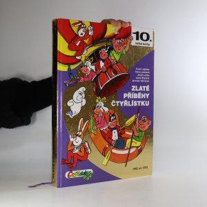 náhled knihy - Zlaté příběhy Čtyřlístku. 1992-1993