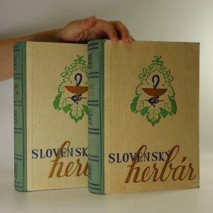 náhled knihy - Slovenský herbár. I. a II. sväzok (komplet)