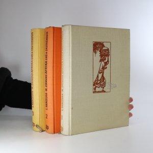náhled knihy - Afrika snů a skutečnosti (3 díly ve třech svazcích. Podpisy obou autorů)