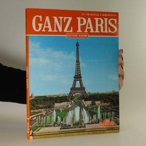 náhled knihy - Ganz Paris