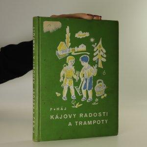 náhled knihy - Kájovy radosti a trampoty
