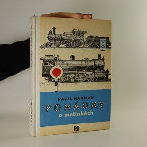 náhled knihy - Pohádky o mašinkách