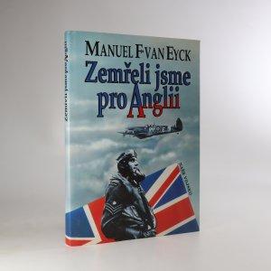 náhled knihy - Zemřeli jsme pro Anglii