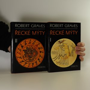 náhled knihy - Řecké mýty I. a II. (2 svazky)