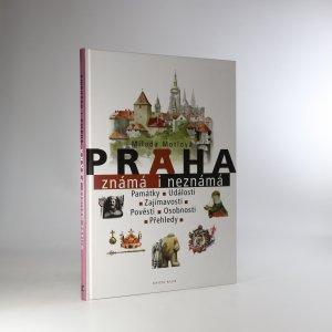 náhled knihy - Praha známá i neznámá