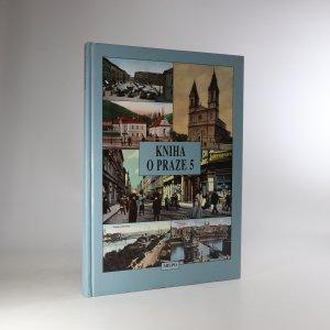náhled knihy - Kniha o Praze. Díl 5