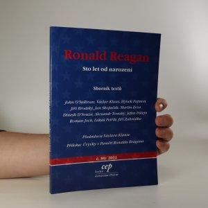 náhled knihy - Ronald Reagan. Sto let od narození