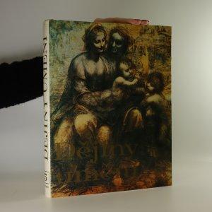náhled knihy - Dějiny umění V