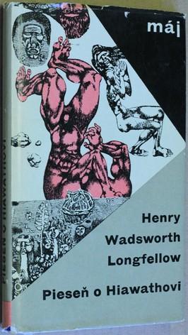 náhled knihy - Pieseň o Hiawathovi