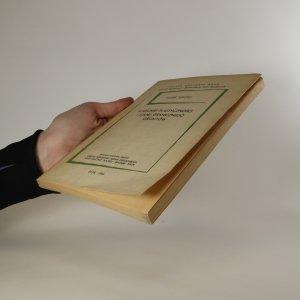 antikvární kniha Warunki plastycznosci i stanu granicznego gruntow. Plasticity a okrajové podmínky půdy, 1966