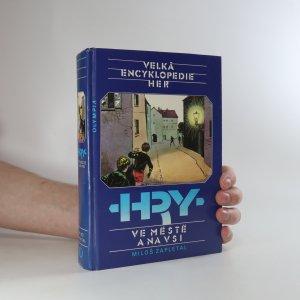 náhled knihy - Hry ve městě a na vsi IV