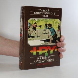 náhled knihy - Hry na hřišti a v tělocvičně III