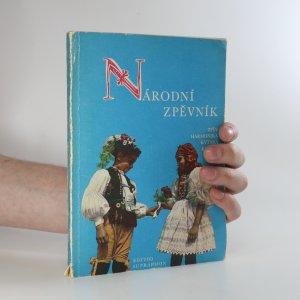 náhled knihy - Národní zpěvník