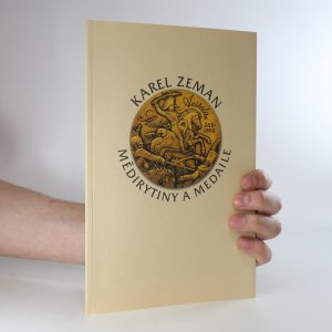 náhled knihy - Karel Zeman. Mědirytiny a medaile (s autogramem)