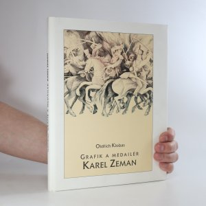 náhled knihy - Grafik a medailér Karel Zeman. Nepříliš vážná biografie