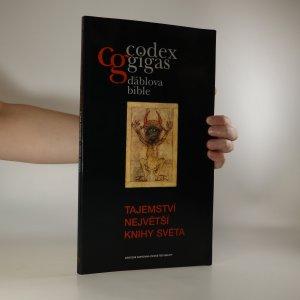 náhled knihy - Codex gigas - Ďáblova bible. Tajemství největší knihy světa