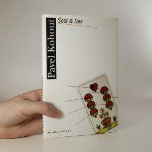 náhled knihy - Šest & Sex. Sedm jednoaktových her