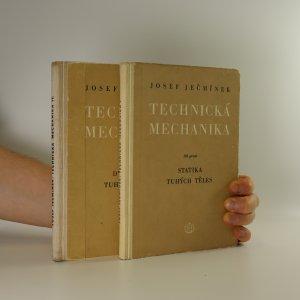 náhled knihy - Technická mechanika: Dynamika tuhých těles, Statika tuhých těles (2 svazky)