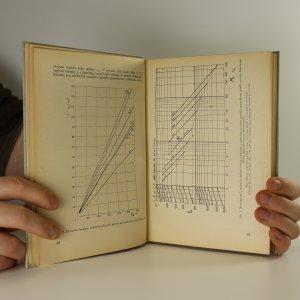 antikvární kniha Základní měření v tepelných energetickych vyrobnách : Určeno technikům a inž. tepelných energetických výtopen a záv. energetikům, 1955