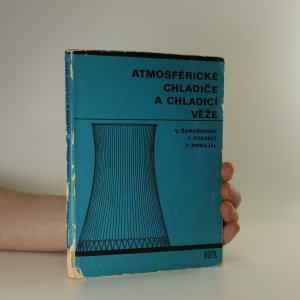 náhled knihy - Atmosférické chladiče a chladicí věže : Určeno [též] stud. škol techn. zaměření