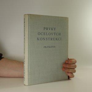 náhled knihy - Prvky ocelových konstrukcí
