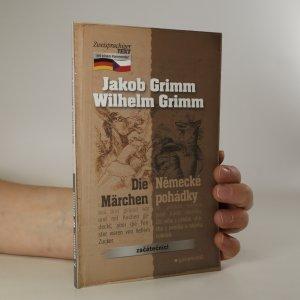 náhled knihy - Märchen. Německé pohádky