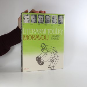 náhled knihy - Literární toulky Moravou