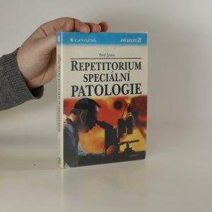náhled knihy - Repetitorium speciální patologie