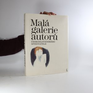 náhled knihy - Malá galerie autorů Československého spisovatele (uvnitř asi podpis Vladimíra Párala str. 203)