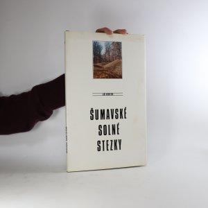 náhled knihy - Šumavské solné stezky