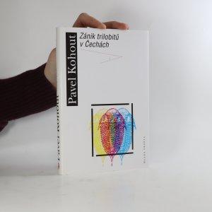 náhled knihy - Zánik trilobitů v Čechách