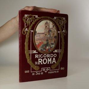 náhled knihy - Ricordo di Roma. 30 vedute. Parte seconda