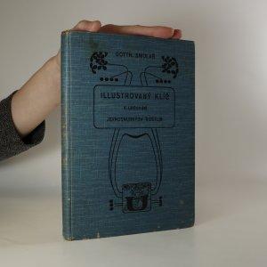 náhled knihy - Ilustrovaný klíč k určování jevnosnubných rostlin (Phanerogamae)