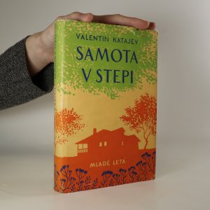 náhled knihy - Samota v stepi