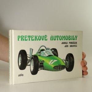 náhled knihy - Pretekové automobily