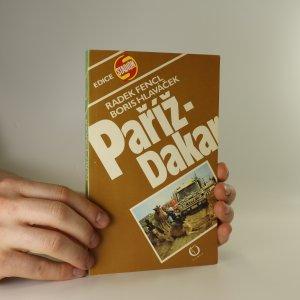 náhled knihy - Paříž - Dakar