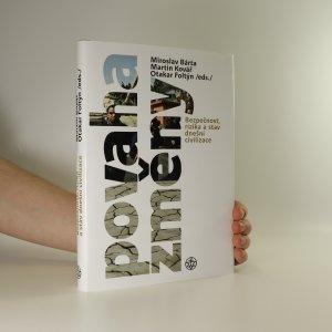 náhled knihy - Povaha změny : bezpečnost, rizika a stav dnešní civilizace